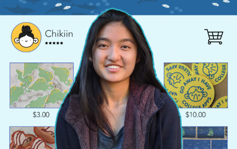 Checkin' out the Chikiin: Iris Leung's Etsy Shop