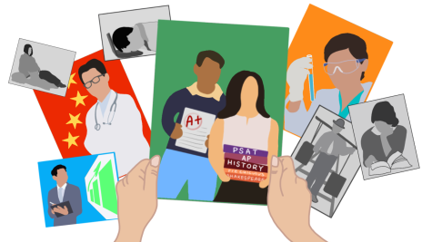 While the model minority myth highlights the academically and financially successful side of Asian Americans, it casts a shadow on the less successful side of the spectrum that is felt by all minorities.