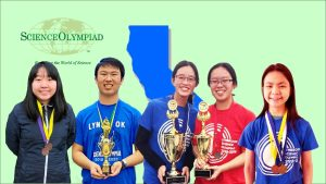 Lynbrook's Science Olympiad team placed second, fourth, and eighth at the Santa Clara Regionals.