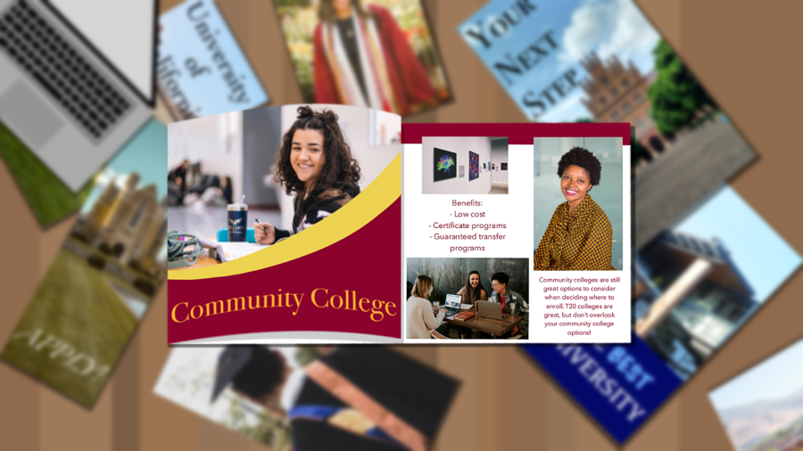 Community colleges are actually great options for students to consider.