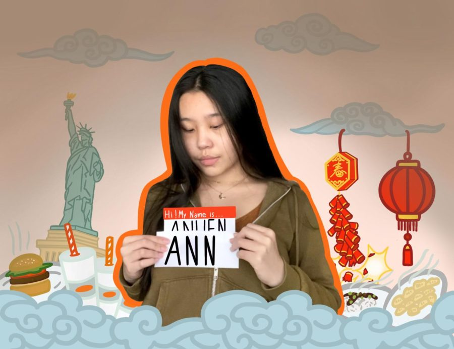 Growing up, I've always tried to cover up my ethnic name.  It wasn't until I began to appreciate and coincide with my Chinese culture that I began to embrace my name.