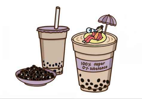 """""""Boba liberals"""" are criticized for celebrating the trendy, marketable aspects of their culture yet failing to address genuine issues plaguing the Asian American community. In other words, their activism is sweet but harmful in the long run."""