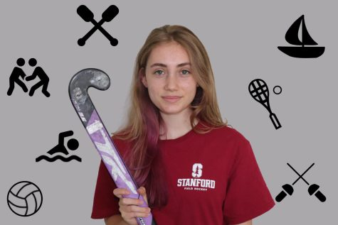 Field hockey, rowing, sailing, fencing, squash, synchronized swimming and men's volleyball were among the sports announced to be cut after the 2020-21 season. (Graphic Illustration by Emma Cionca.)