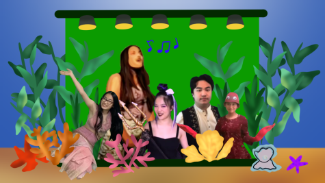 """With green screen magic, Studio 74 will put on a completely virtual musical of """"The Little Mermaid Jr."""""""