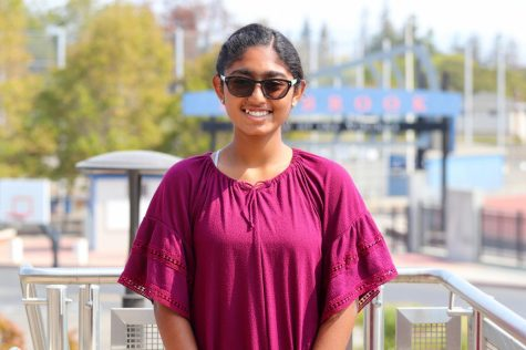 Photo of Amishi Chandra