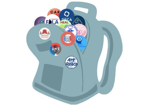 Too many clubs take up campus resources. (Graphic Illustration by Susanna Tang)