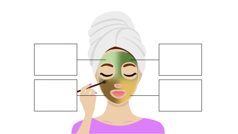 Homemade face masks are common remedies for skin blemishes, dryness and discoloration.